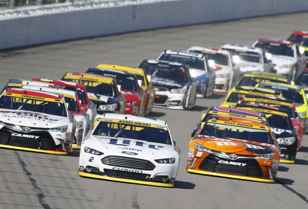 sprint cup hollywood casino 400