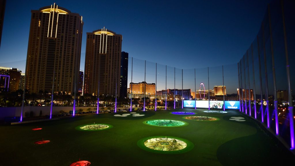 Top Golf could be a model for a similar racing experience, writes Parker Kligerman.
