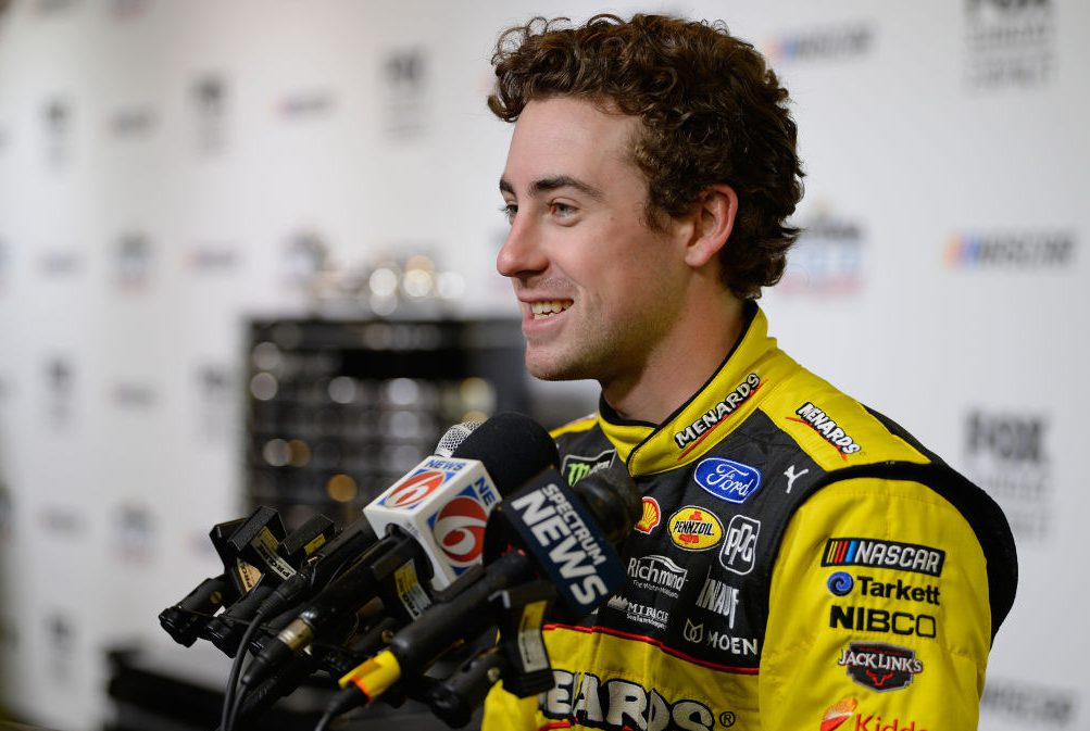 Twitter Brings Ryan Blaney Together With Biggest Little Fan At Disney World Nascar Talk Nbc Sports Explore @blaney twitter profile and download videos and photos team penske. twitter brings ryan blaney together