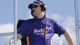 Chris Gabehart Homestead Denny Hamlin