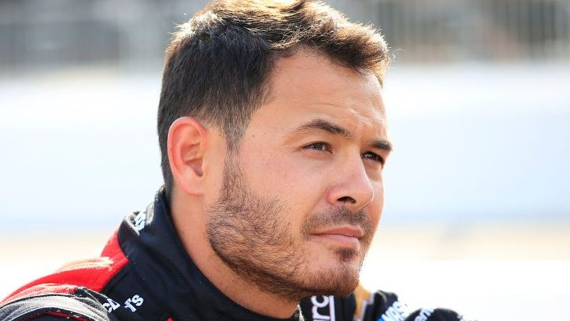 Larson apologizes racial slur