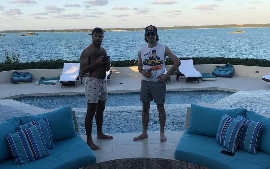 Social Roundup: How NASCAR drivers are spending their offseason