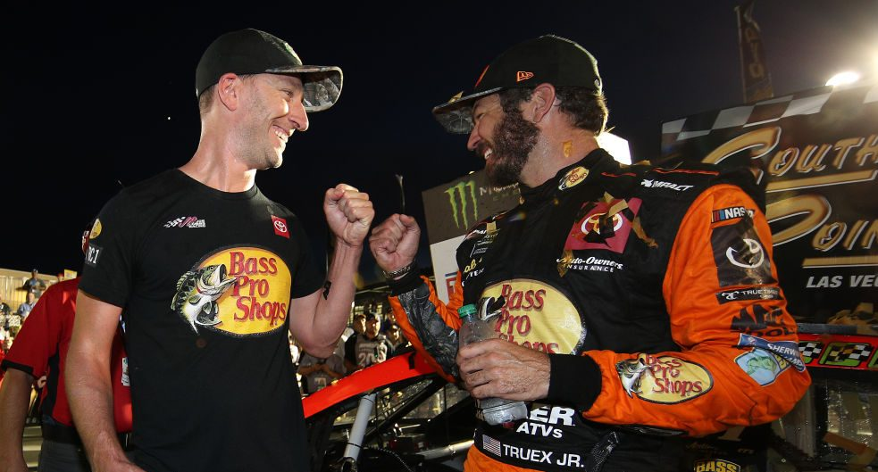 Martin Truex Jr. discusses Cole Pearn's departure, what he seeks in next crew chief