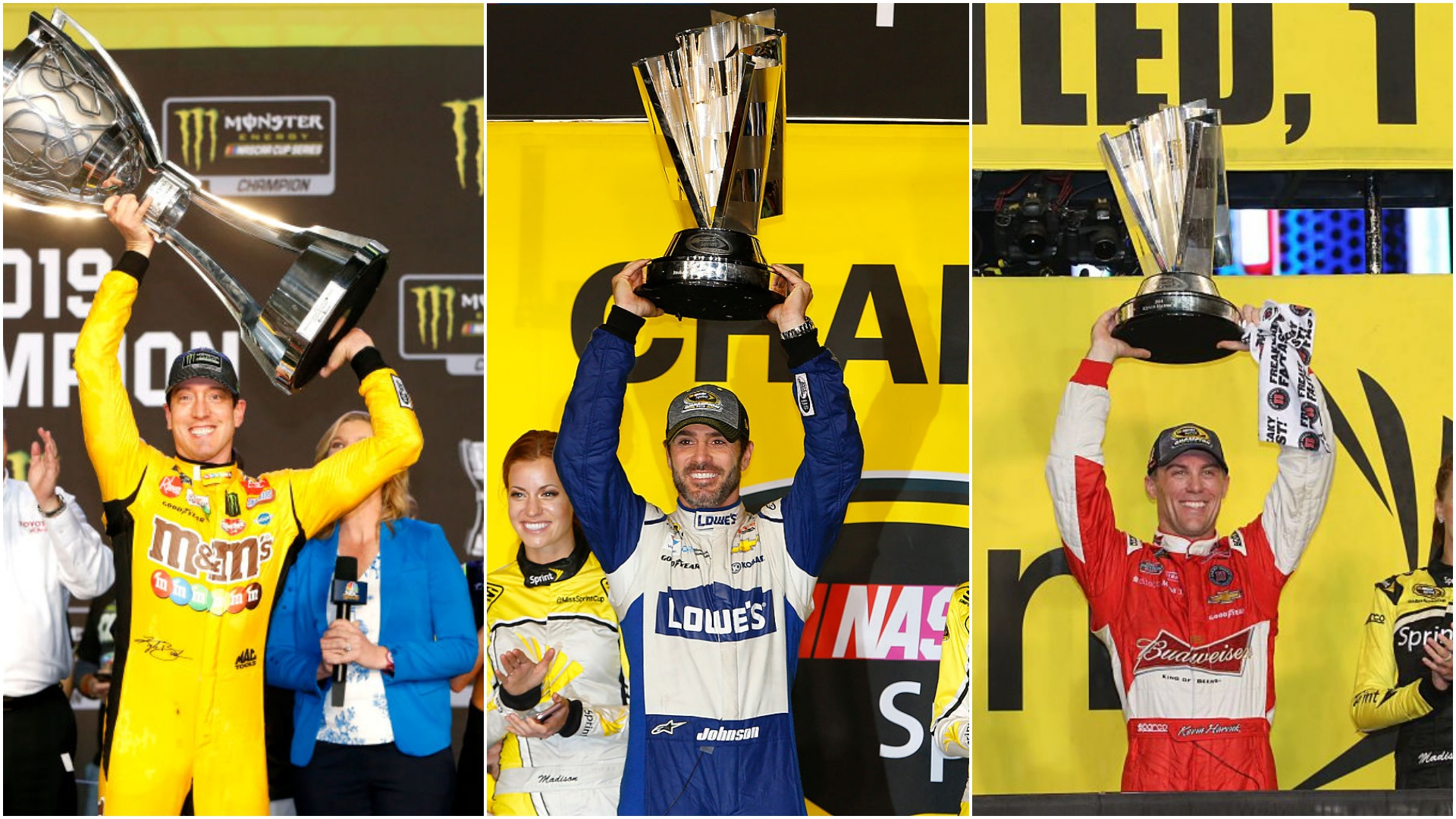 Decade in Review: Best NASCAR drivers of the 2010s