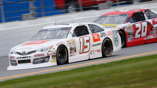 ARCA team lawsuit alleges two former employees stole information