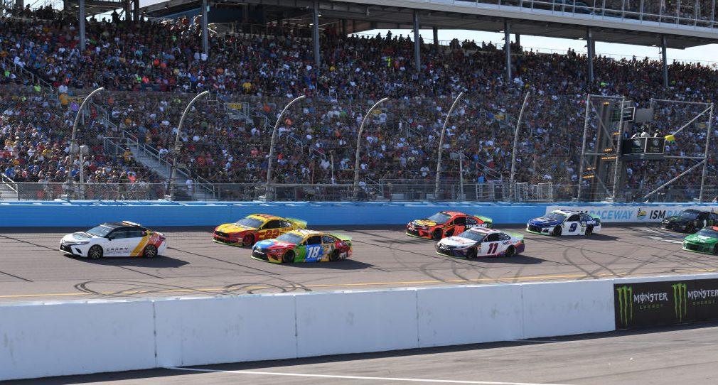 2020 NASCAR Cup, Xfinity and Truck Series schedules - NBC Sports