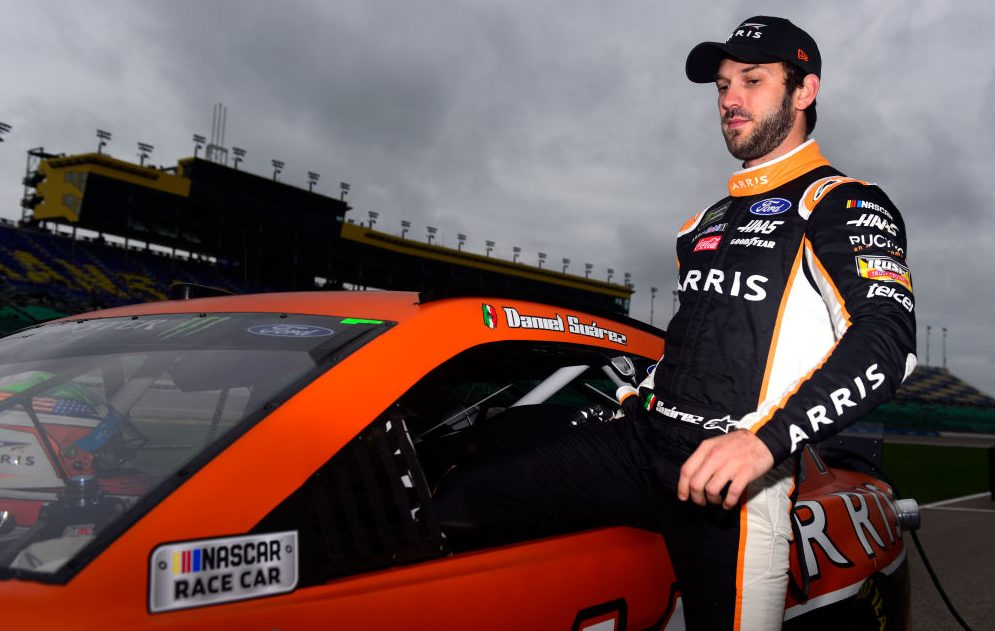 Reports: Daniel Suarez to drive for Gaunt Brothers Racing