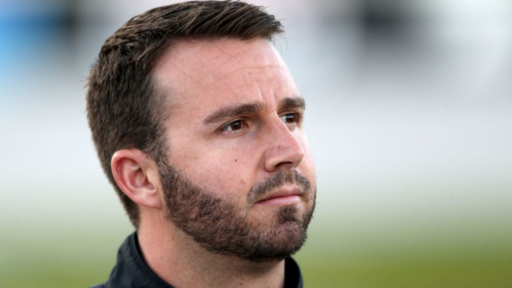 Matt DiBenedetto: Joining Wood Brothers, Penske has been 'hard to process'