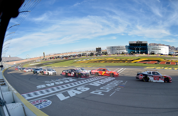 Today's Xfinity race at Las Vegas: Start time, lineup, more - NBC Sports