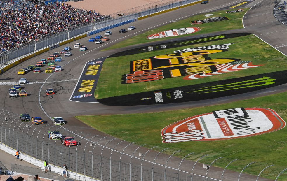 Weekend schedule for Las Vegas Motor Speedway - NBC Sports