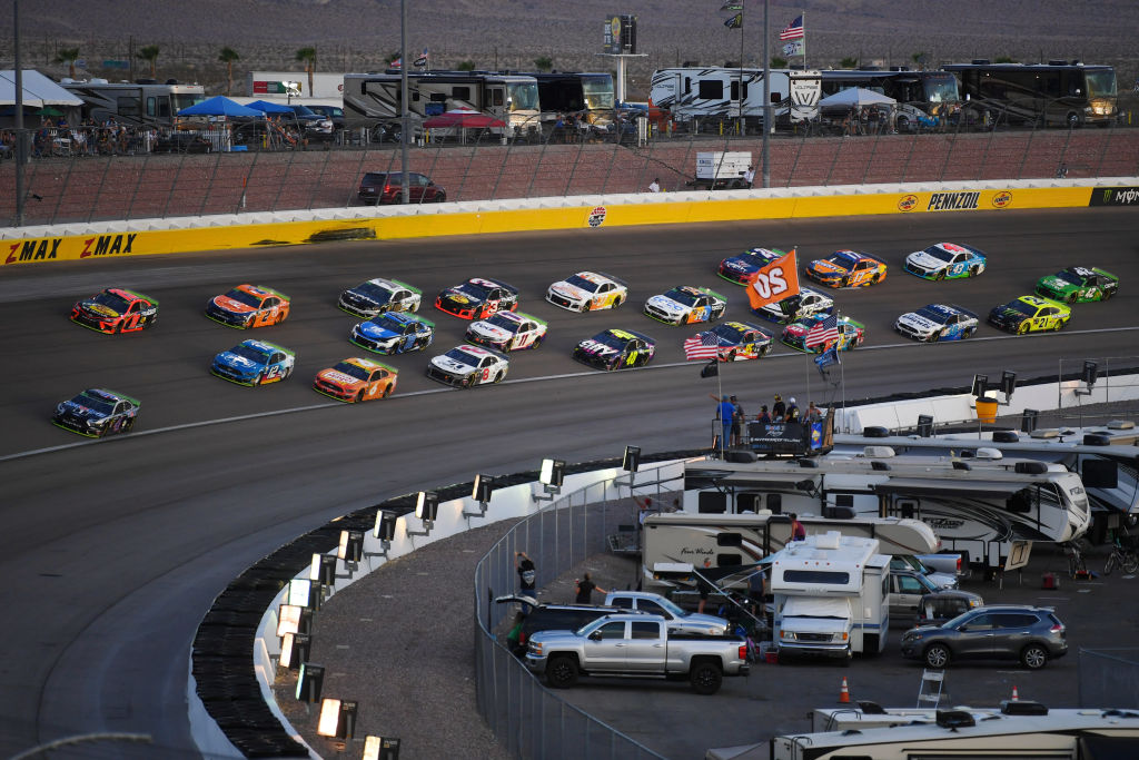Today's Las Vegas Cup race: Start time, lineup and more - NBC Sports