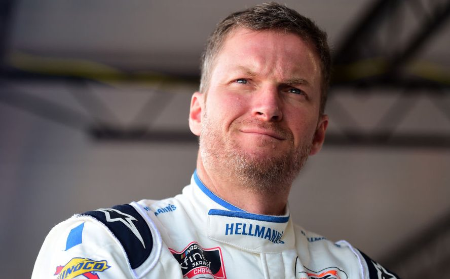 Dale Jr. defends Denny Hamlin, No. 11 team NASCAR Talk | NBC Sports
