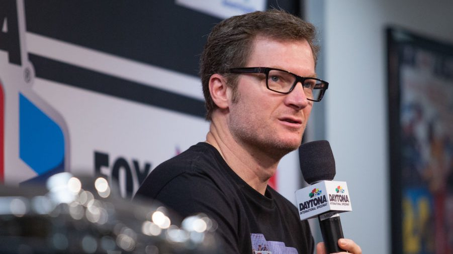 Dale Jr. states how much he misses driving - NASCAR Talk | NBC Sports