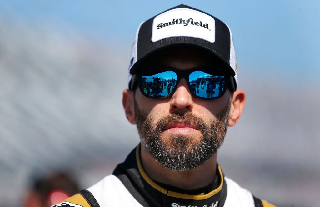 Aric Almirola, Clint Bowyer fastest in first Vegas Cup practice - NBC Sports