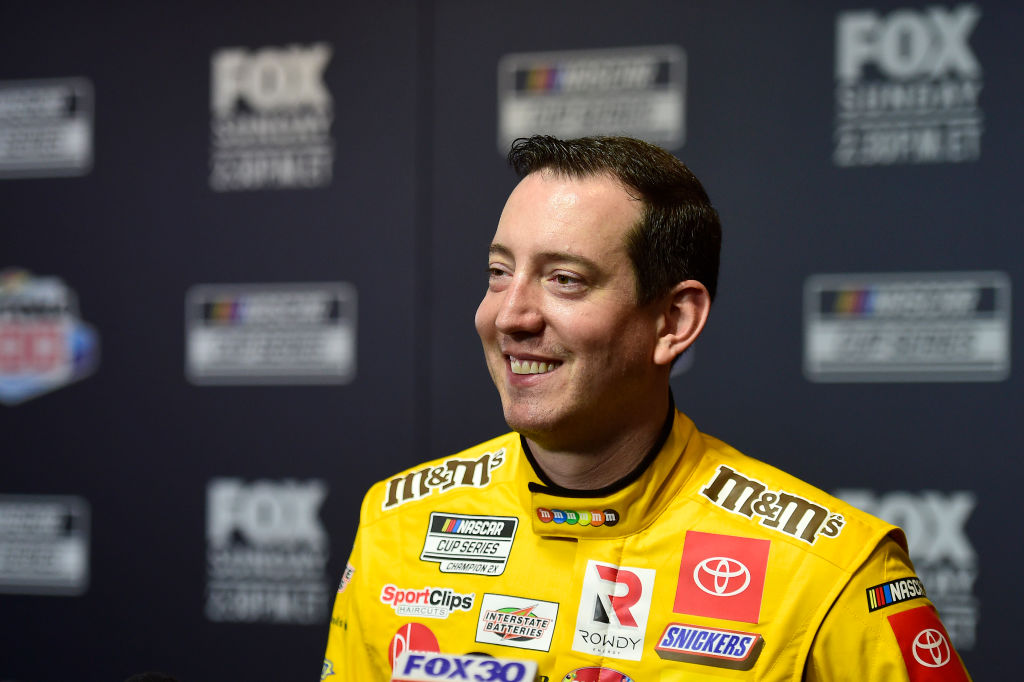 Kyle Busch to drive 5 Xfinity races for Joe Gibbs Racing - NBC Sports