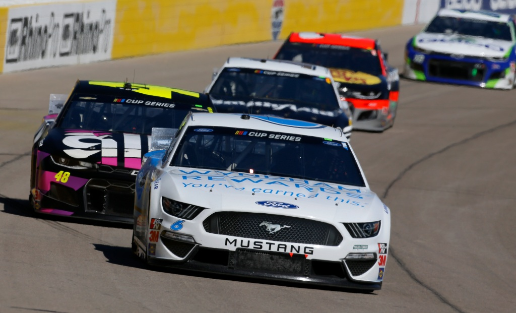 NASCAR: Ross Chastain 'unacceptable' in place of Newman - NBC Sports