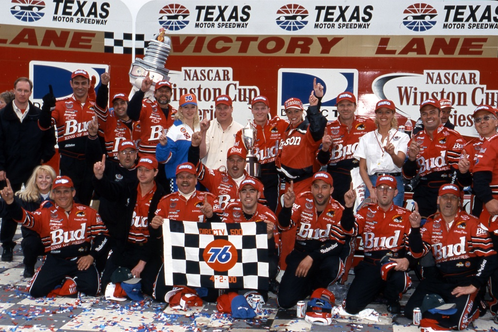 April 2 in NASCAR history: Dale Jr. gets first Cup win in Texas- NBC Sports
