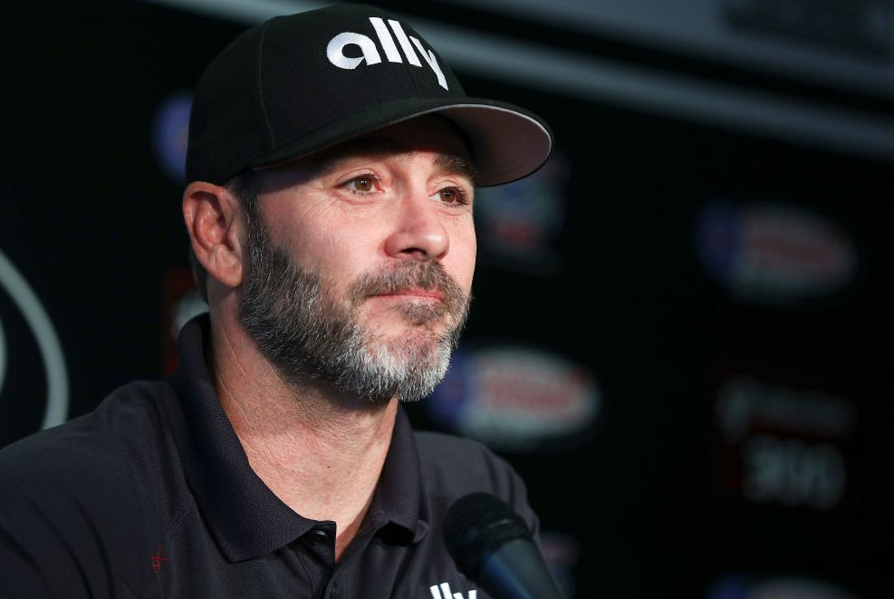 Johnson wants to drive in IndyCar race on July 4 at Indy - NBC Sports