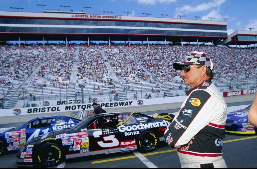 Top 5 NASCAR moments from Bristol Motor Speedway - NBC Sports