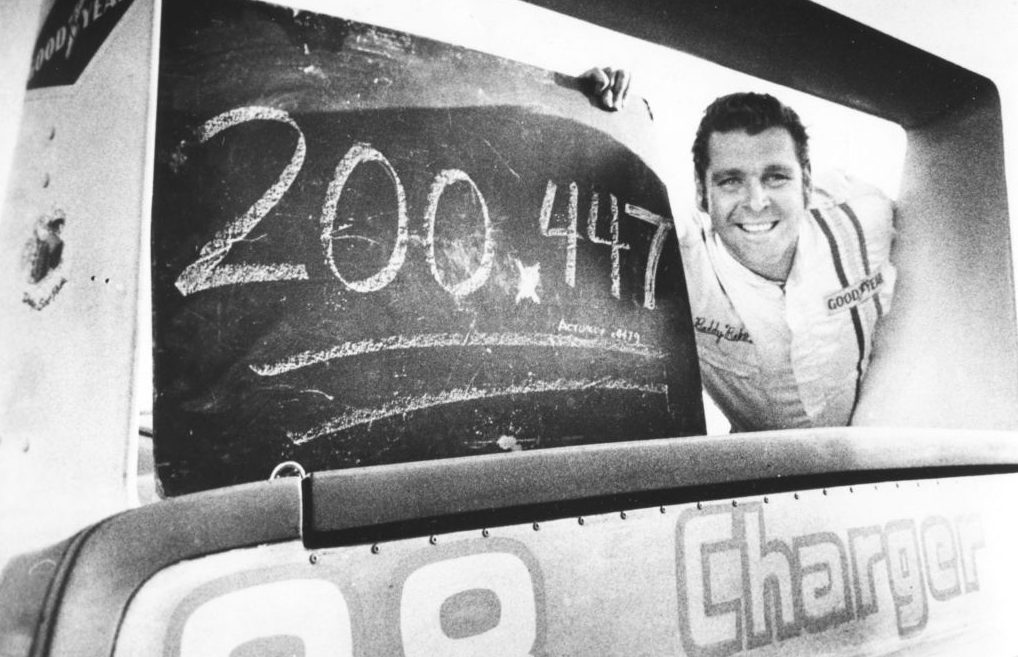 March 24 in NASCAR History: Baker breaks 200 mph barrier - NBC Sports