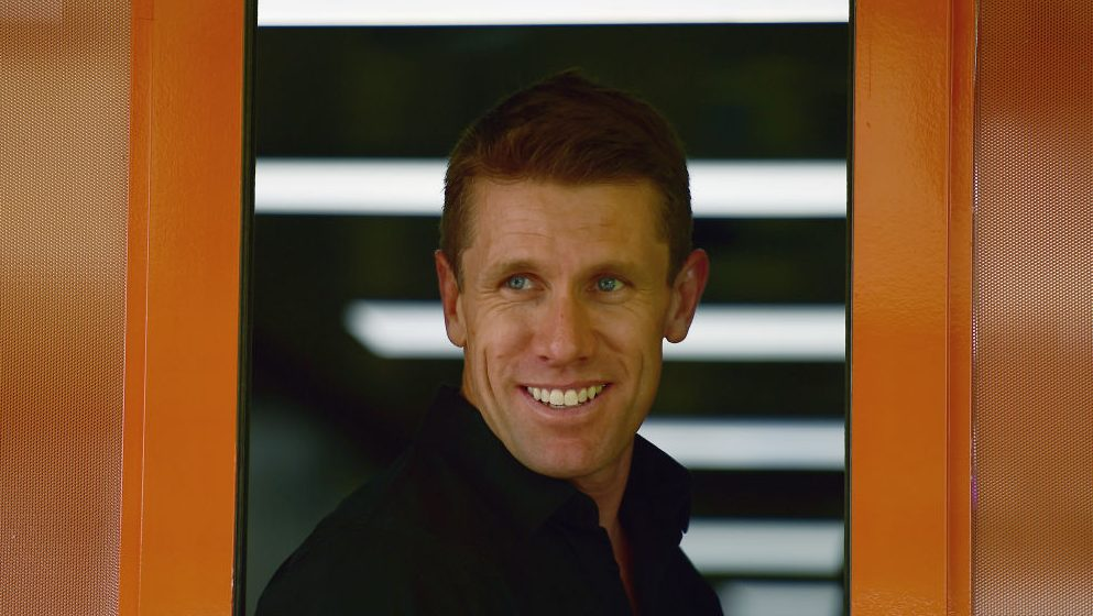 Carl Edwards 'couldn't believe' NASCAR Hall nomination - NBC Sports