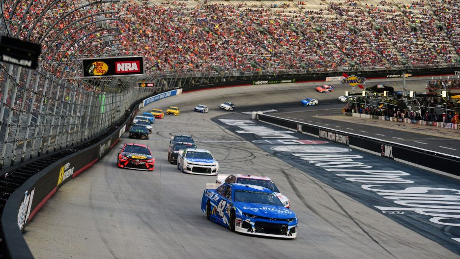 Today's iRacing Cup race at virtual Bristol: Start time & more - NBC Sports
