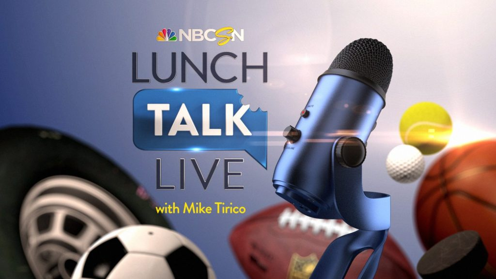 Lunch Talk Live