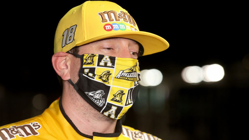 Kyle Busch: Masks are way to 'take care of our neighbor' - NBC Sports