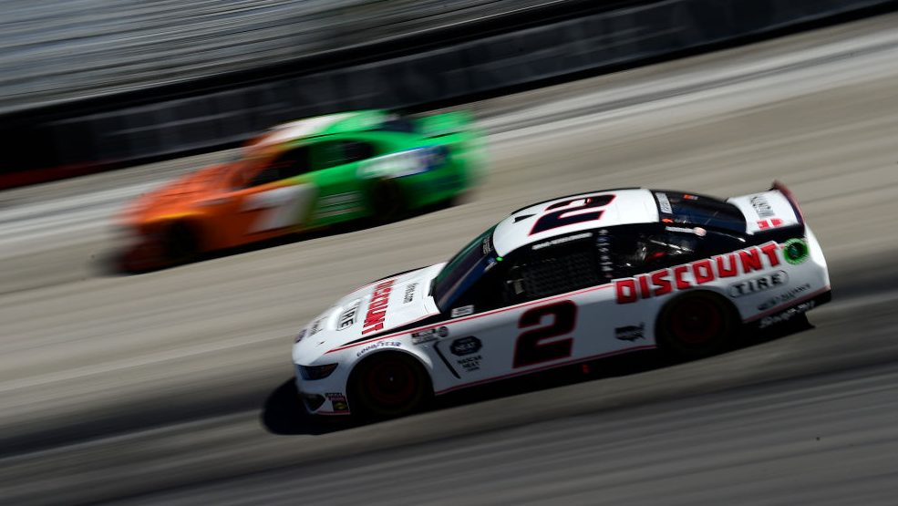 Brad Keselowski wins Cup Series race at Bristol - NBC Sports