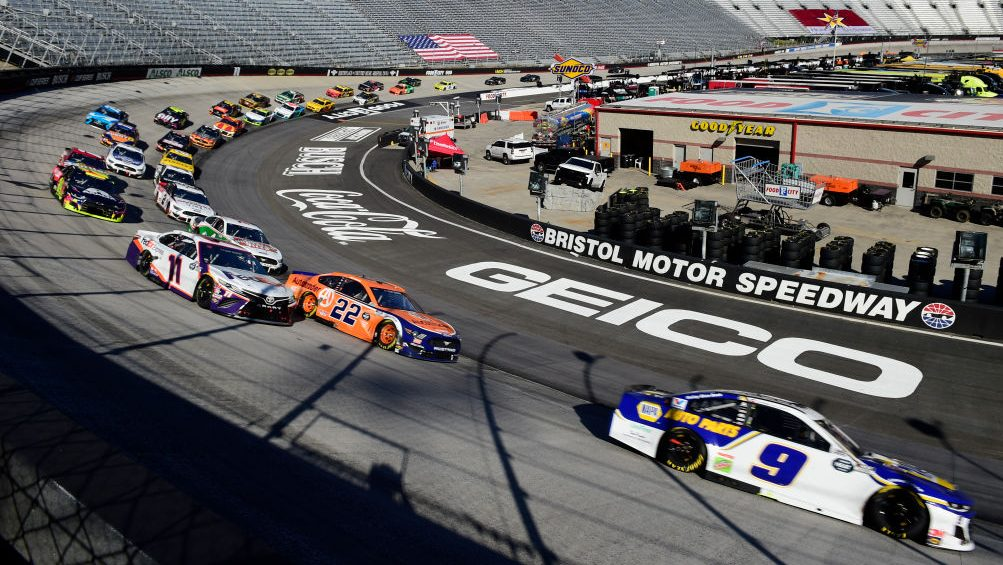 What drivers said after Cup Series race at Bristol - NBC Sports