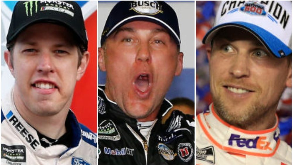 Bump & Run: Connection between recent NASCAR winners - NBC Sports