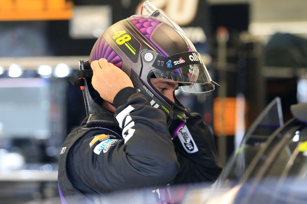 Atlanta to honor Jimmie Johnson's final start there - NBC Sports