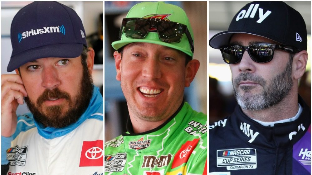 Bump and Run: Who will be next to win? - NASCAR Talk | NBC Sports
