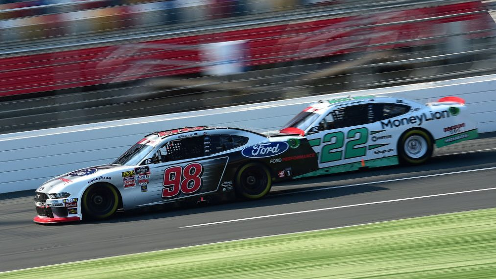 Chase Briscoe: Austin Cindric has been 'mentor' in NASCAR rise -