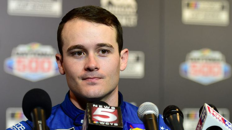 NASCAR to speak to driver for 'very poor decision' at Texas