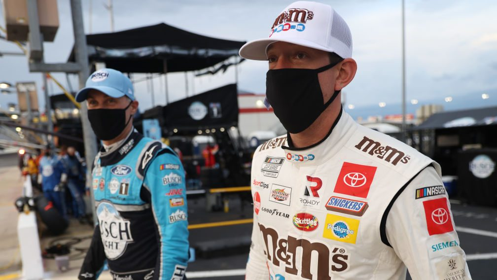 Power Rankings: Kevin Harvick leads Kyle Busch after Texas