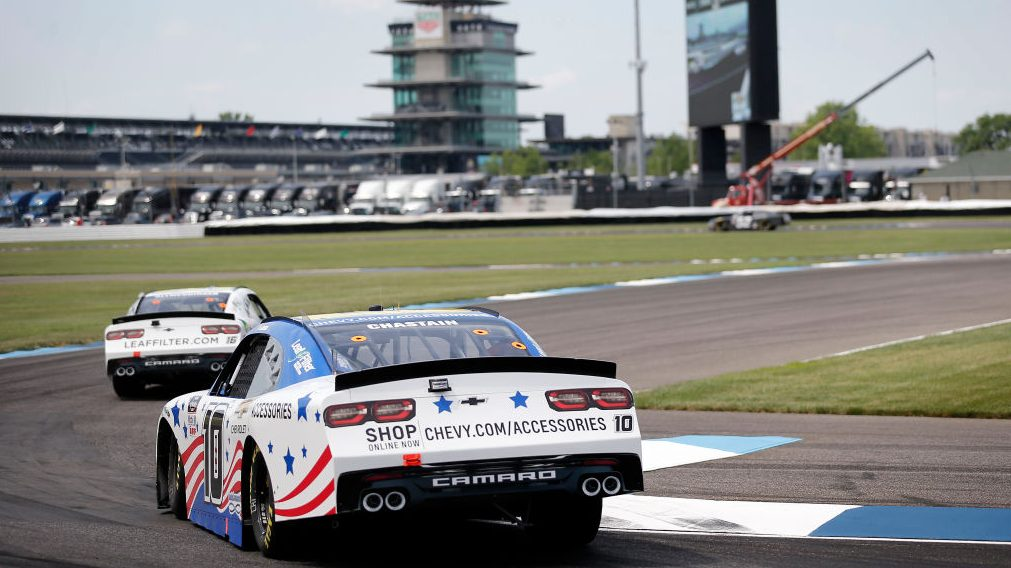 Saturday's Xfinity race at Indianapolis: Start time, forecast - NBC Sports