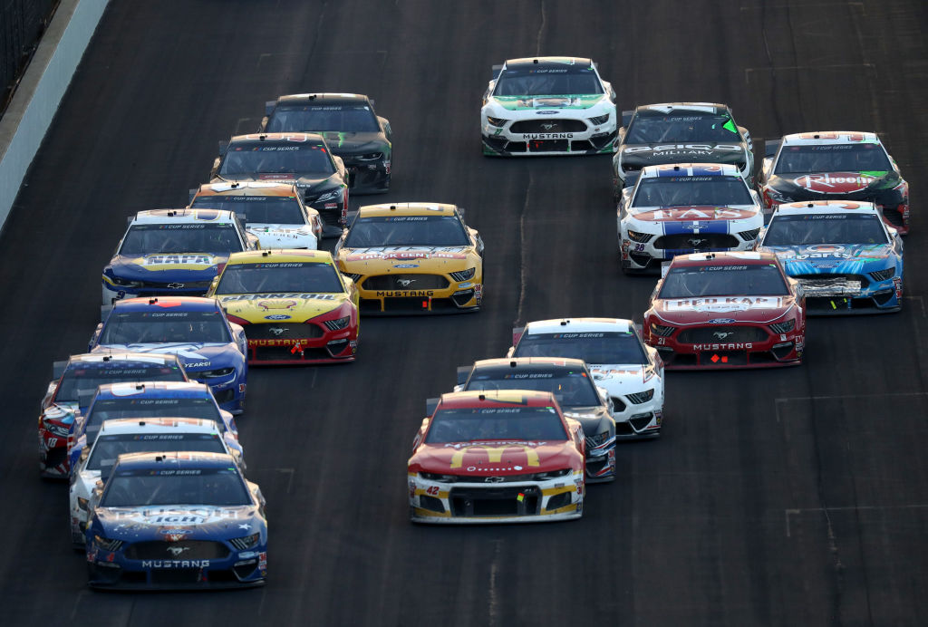 NASCAR teams approved for millions in COVID-19 loans - NBC Sports