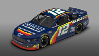 Ryan Blaney Darlington