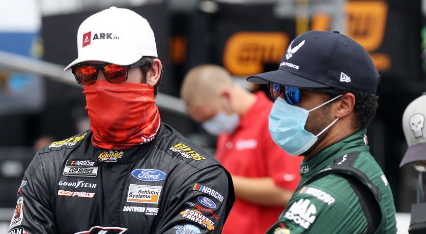 NASCAR suspends two crew chiefs at New Hampshire - NBC Sports