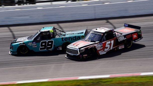 Truck Series results