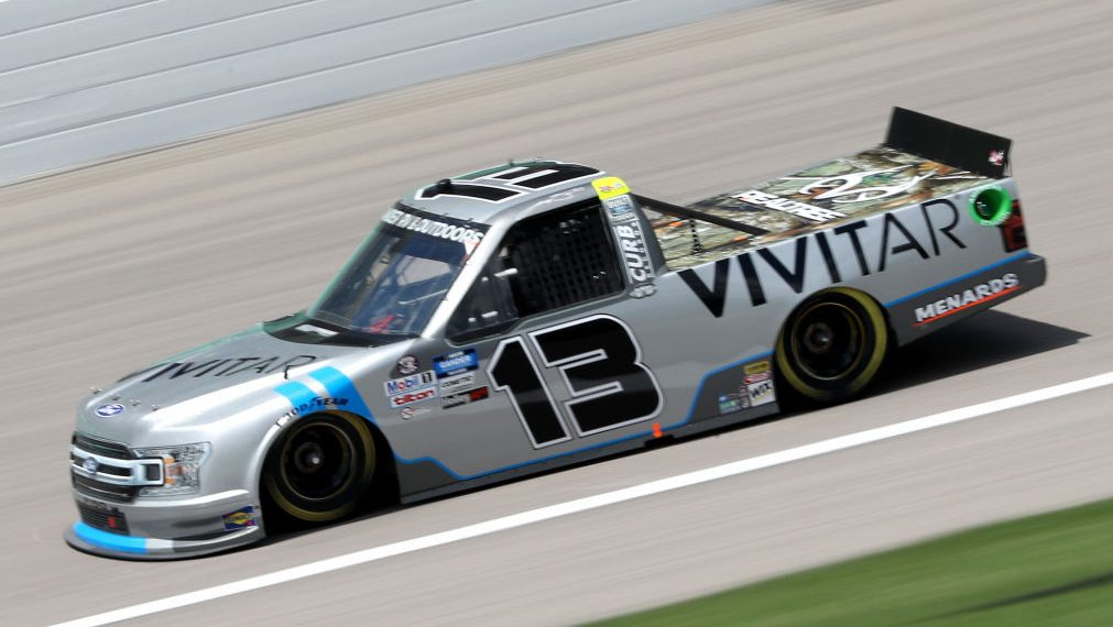 Johnny Sauter docked 10 points, crew chief ejected - NBC Sports