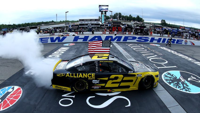Winners and losers from New Hampshire - NASCAR Talk | NBC Sports