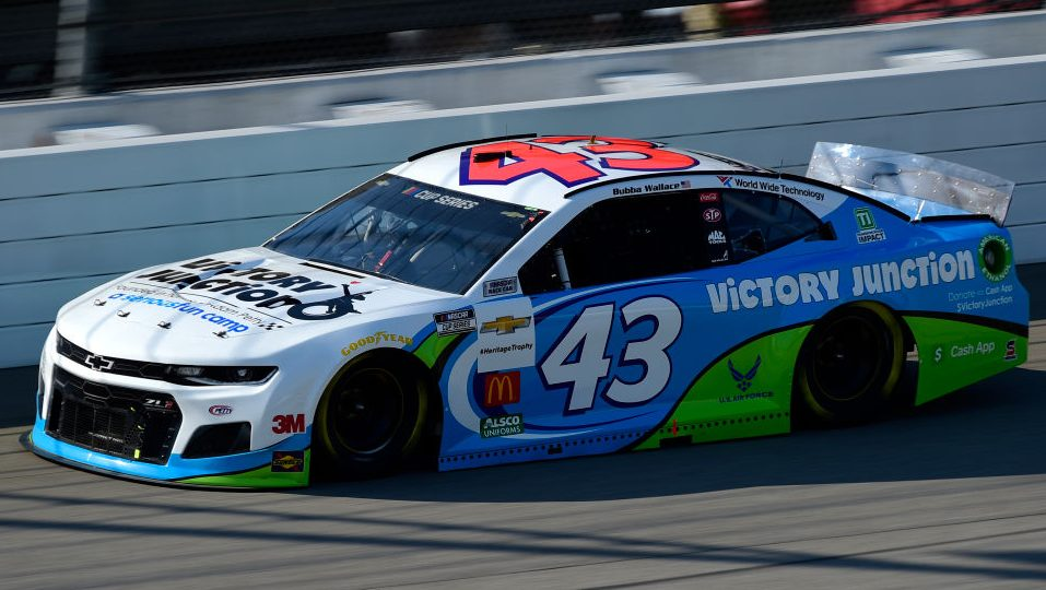 Bubba Wallace notes deal that will put RPM 'over the top' - NBC Sports
