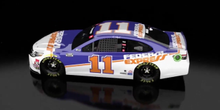 Denny Hamlin Darlington