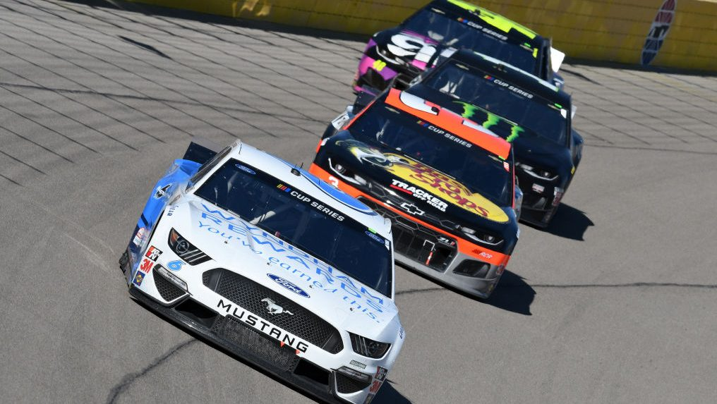 Sunday Cup race at Las Vegas: Start time, TV channel
