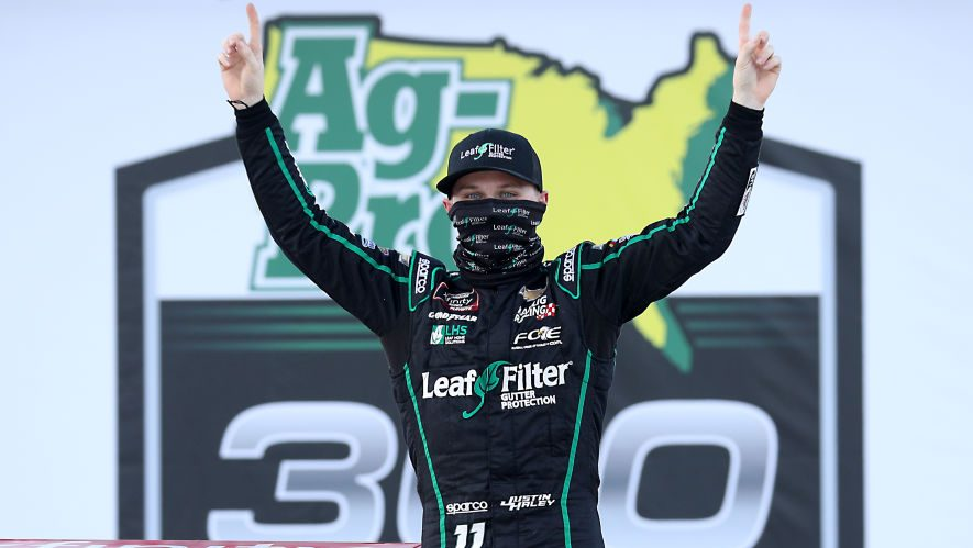 Justin Haley returning to Kaulig Racing in 2021