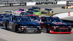 Martinsville Xfinity race results