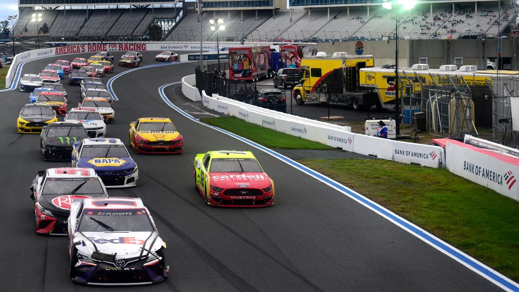 NASCAR venues continuing to help their communities