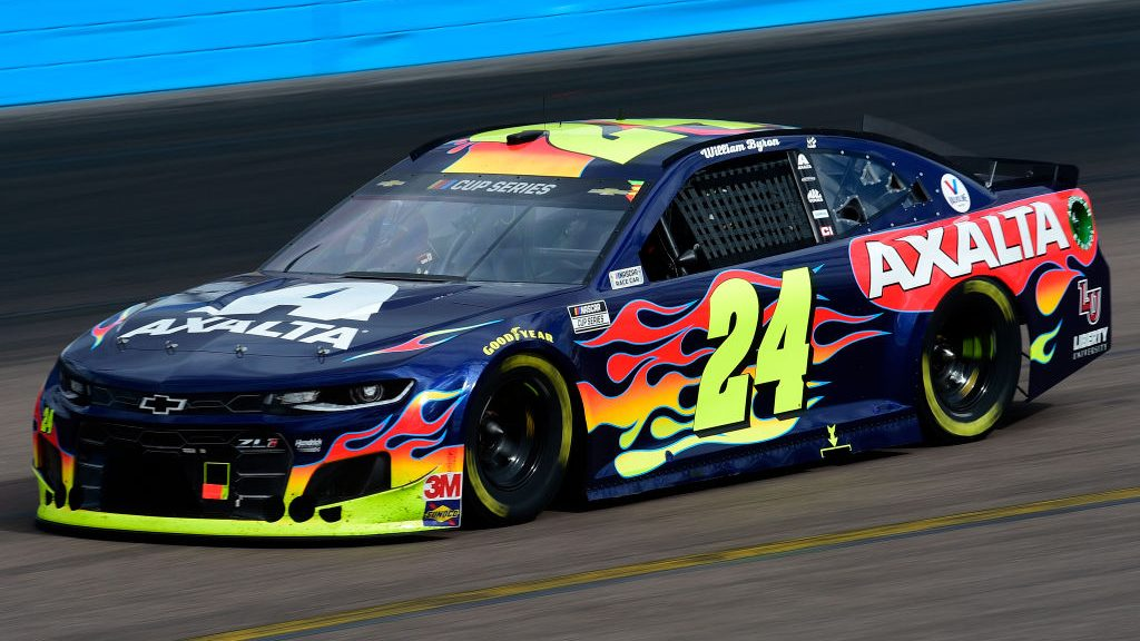 With a past ally, William Byron looks to future at Hendrick Motorsports